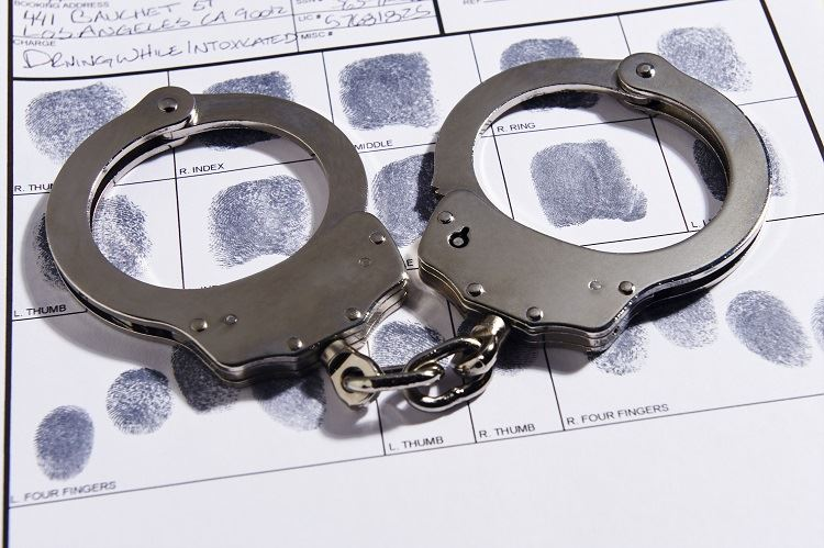 handcuffs and criminal defense